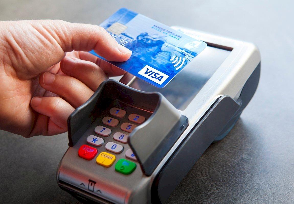 VISA進軍中國 申請銀行卡清算機構