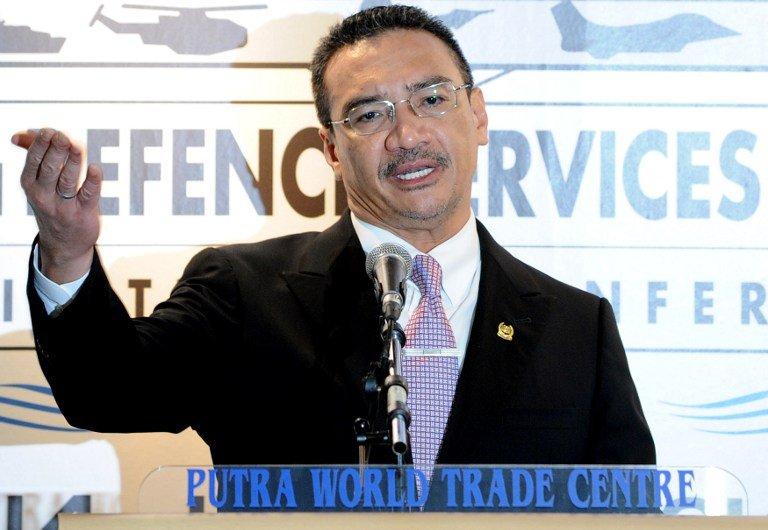 中國軍機侵入領空 馬來西亞將召喚中國大使說明