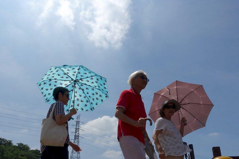熱帶性低氣壓影響 溫度悶熱留意雷陣雨