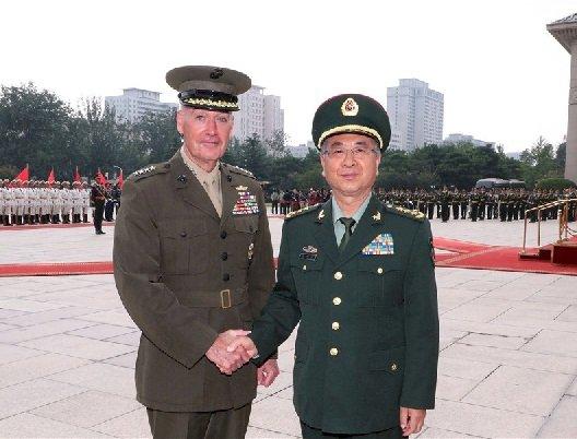 美中軍方首腦北京會談 提及北韓與台灣