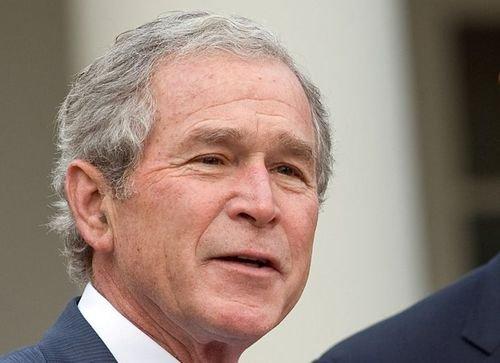 佛洛伊德之死 小布希:美國悲劇性的失敗