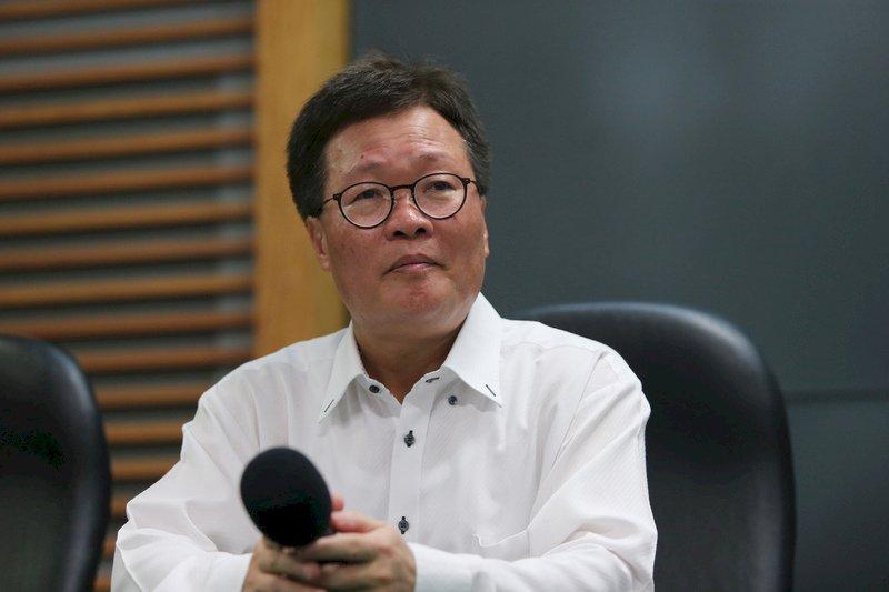 815大停電 陳金德引咎辭職
