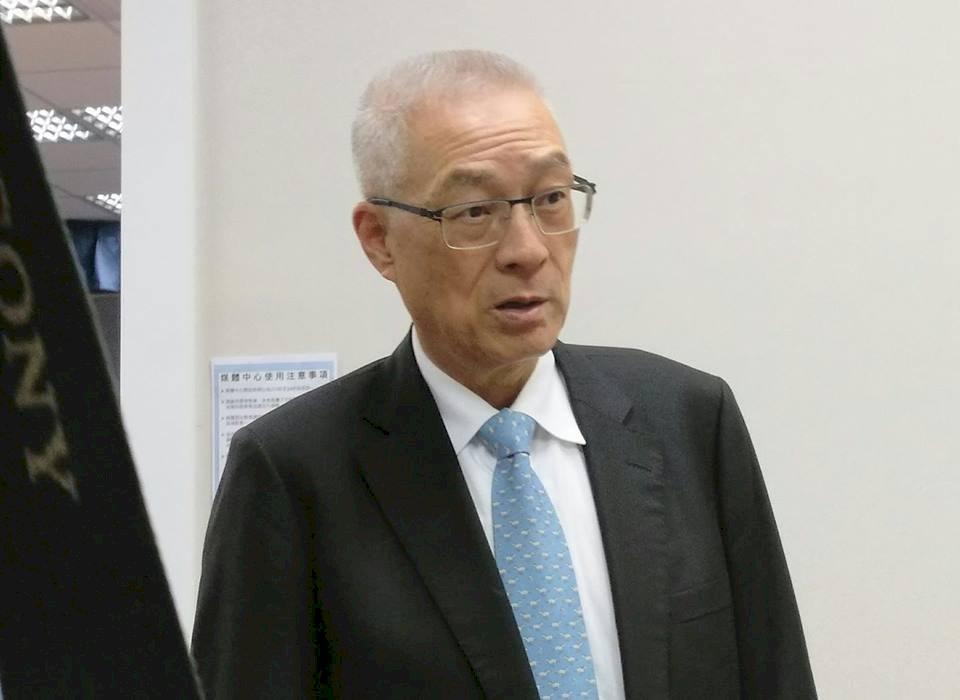 吳敦義:賴主張台獨 若獲提名將引發兩岸新變數