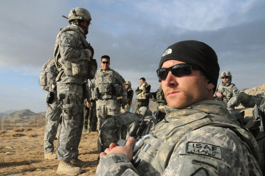 報導:美即將宣布 從阿富汗撤離4千美軍