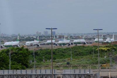 天鴿颱風影響 23日港澳航班取消多