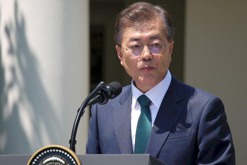 文在寅:北韓挑釁使朝鮮半島情勢複雜化