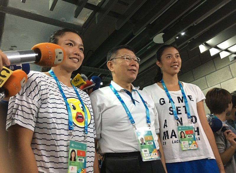 金牌不斷國人踴躍觀賽 世大運門票收入破億