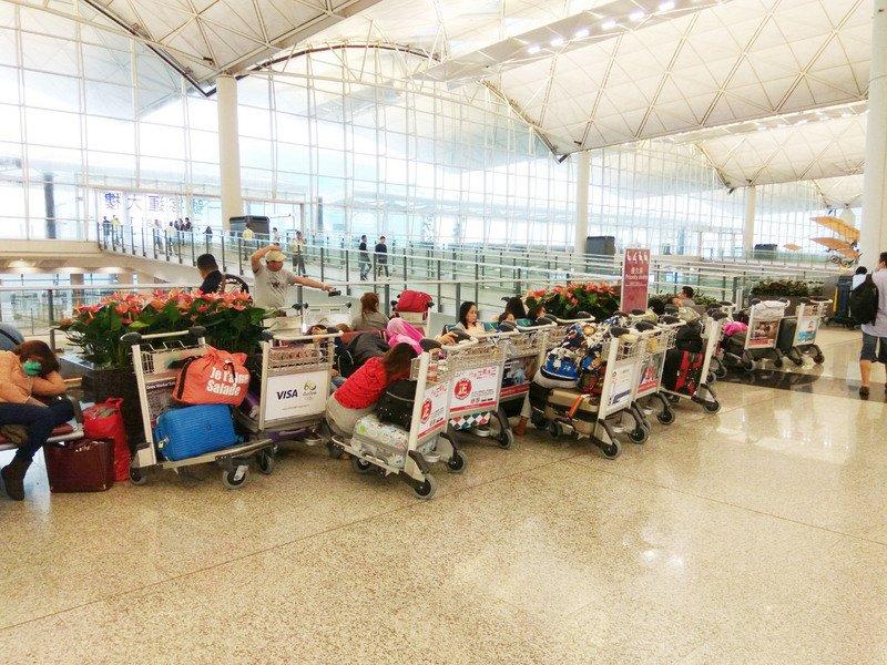 中颱天鴿中午登港澳 未來一周全台低壓壟罩