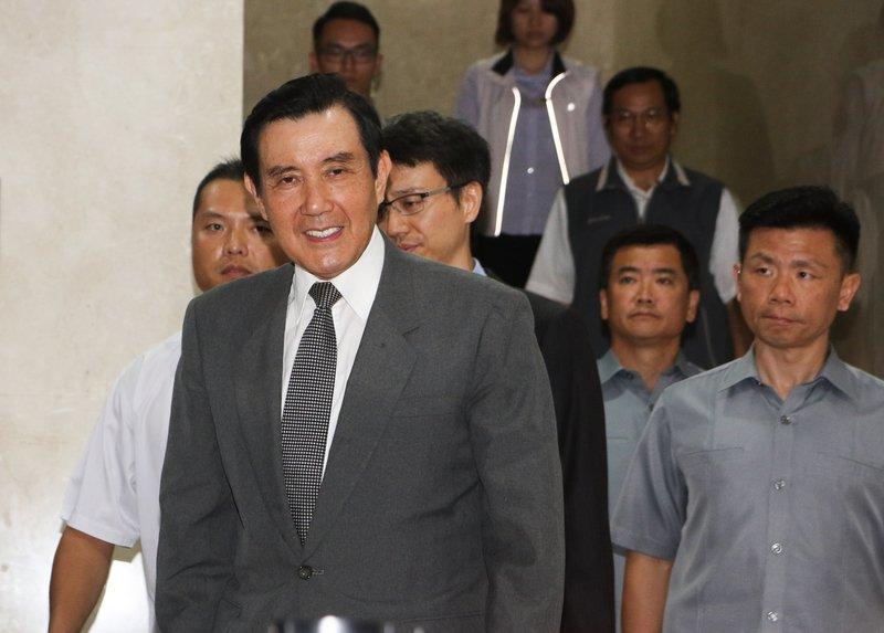 馬英九涉教唆洩密 一審宣判:無罪