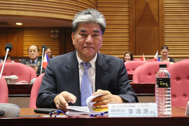 被傳選台北市長 李鴻源:不想掉入口水