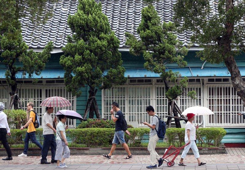 瑪娃颱風環流影響  7縣市豪雨大雨特報