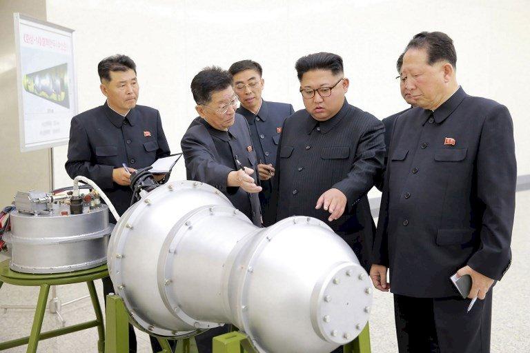 北韓核試威力較預估高 氫彈可能性加大
