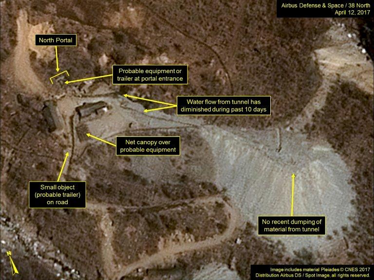 北韓爆氫彈 中國大陸連測3次核輻射未超標