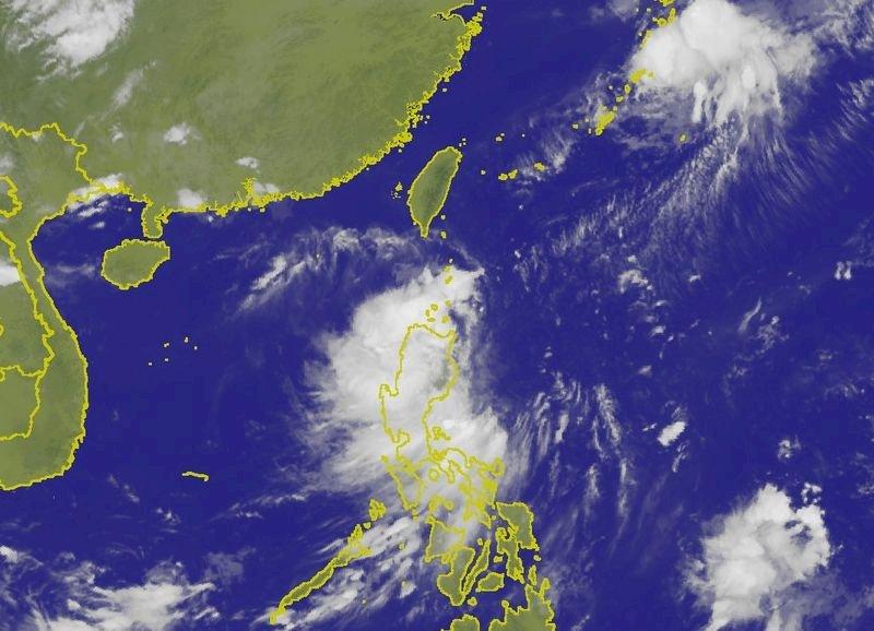 第17號颱風谷超將形成 海警機率高