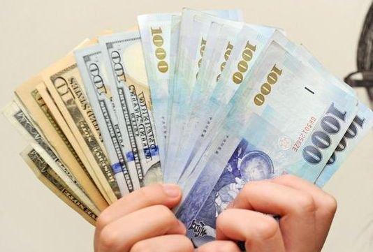 新台幣匯價金鼠年一飛沖天 升幅創3年來最大