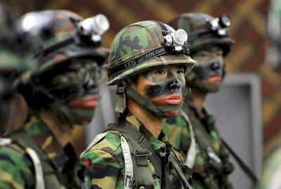 安撫暴跳北韓 美韓聯合軍演規模恐縮減