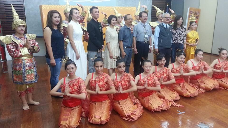舞出母國之美 教部新住民舞蹈賽擴大舉辦