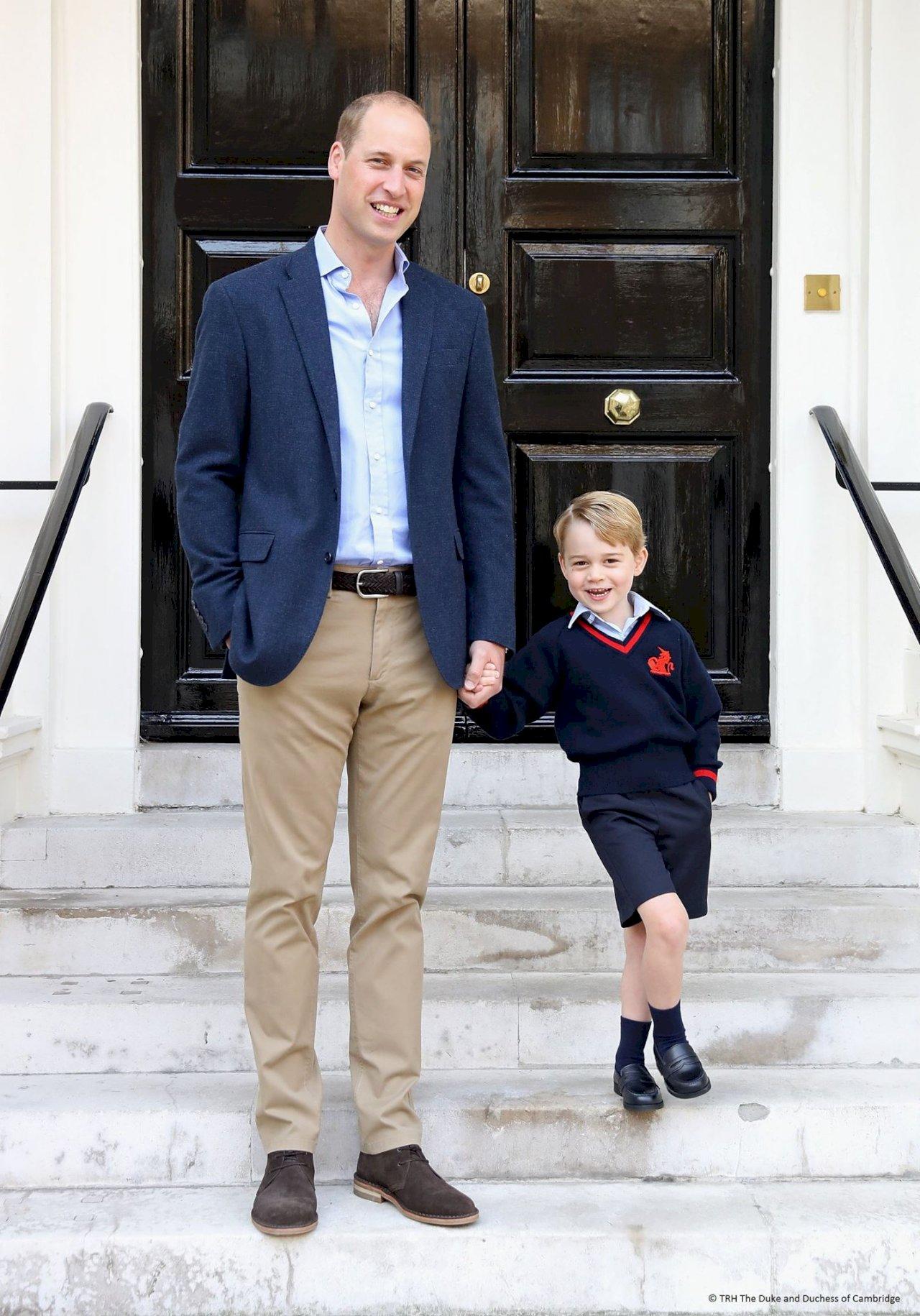 輕易遭闖 英喬治王子學校維安惹議