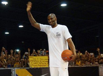 布萊恩宣布 海口設NBA籃球學院