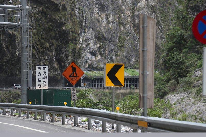 強颱「璨樹」來襲 蘇花公路等山區路段提升警戒