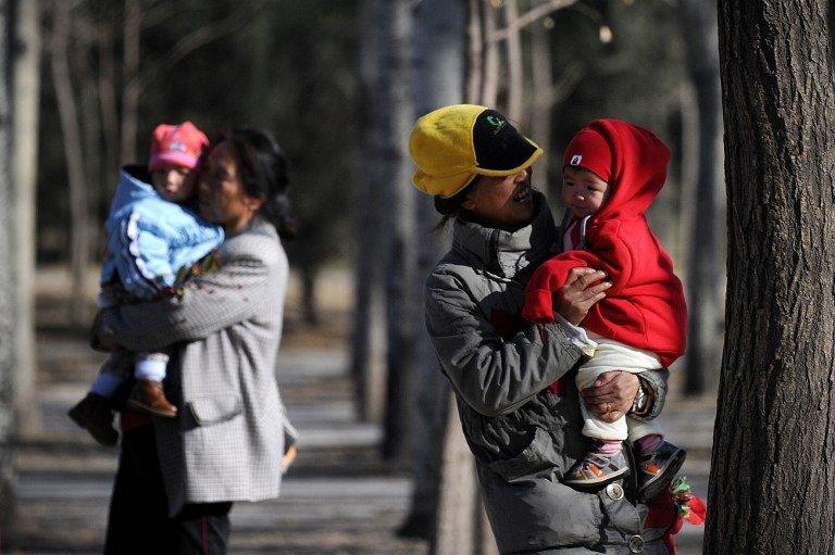 促生育出招 中國專家建議:每生育1人獎勵433萬元