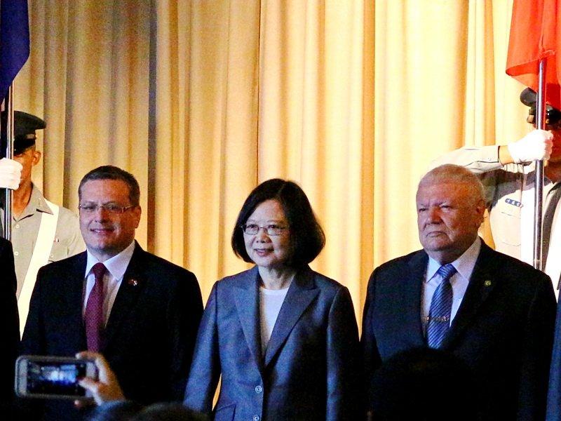 宏都拉斯駐台大使:台灣是中美洲的理想盟友