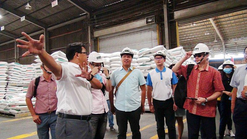 台灣農業青年大使團 菲國行成果豐碩