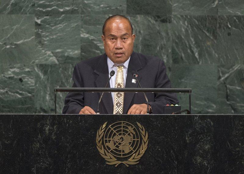 吉里巴斯親中總統連任 南太地緣政治備受關注