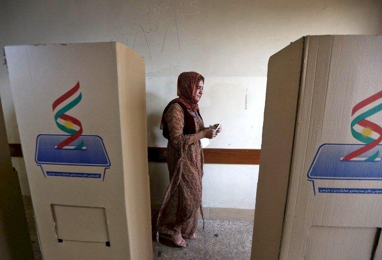 因應庫德公投 伊朗封閉與伊北邊界