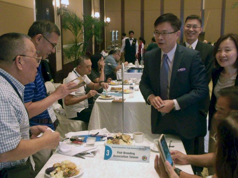 養殖水產新南向 貿協組拓銷團前進菲律賓