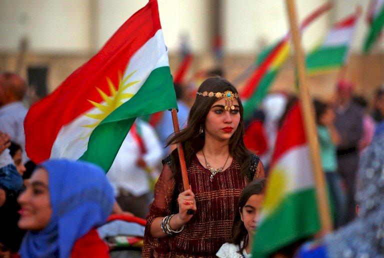 伊北庫德區獨立公投 近93%支持建國