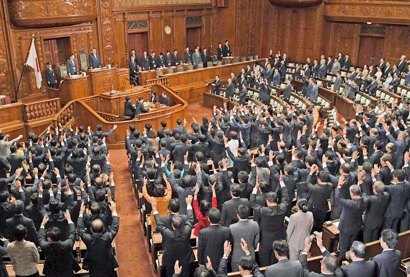 日本將解散國會 為月底大選鋪路