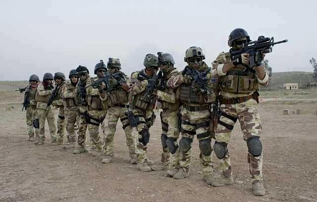 報復庫德公投 伊軍準備接管庫德邊界