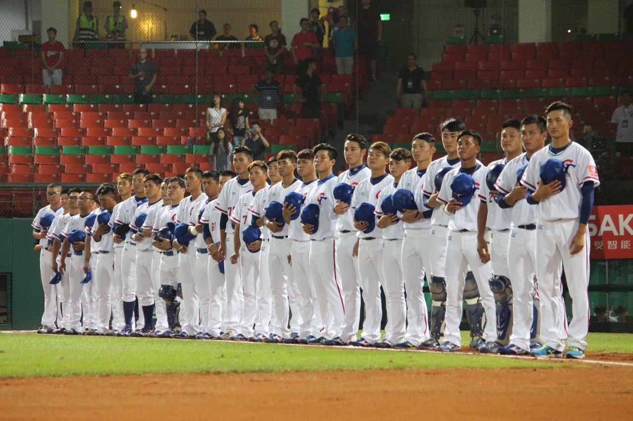 亞洲棒球錦標賽 台灣擊敗菲律賓摘首勝