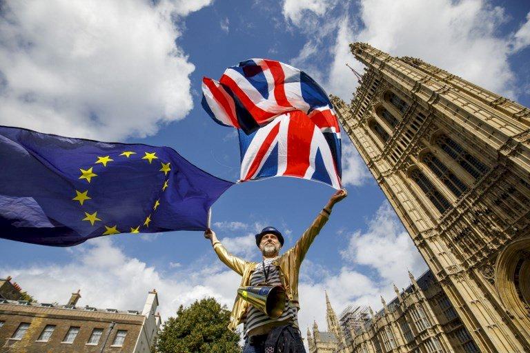 歐英達成脫歐協議 法德領袖同聲肯定