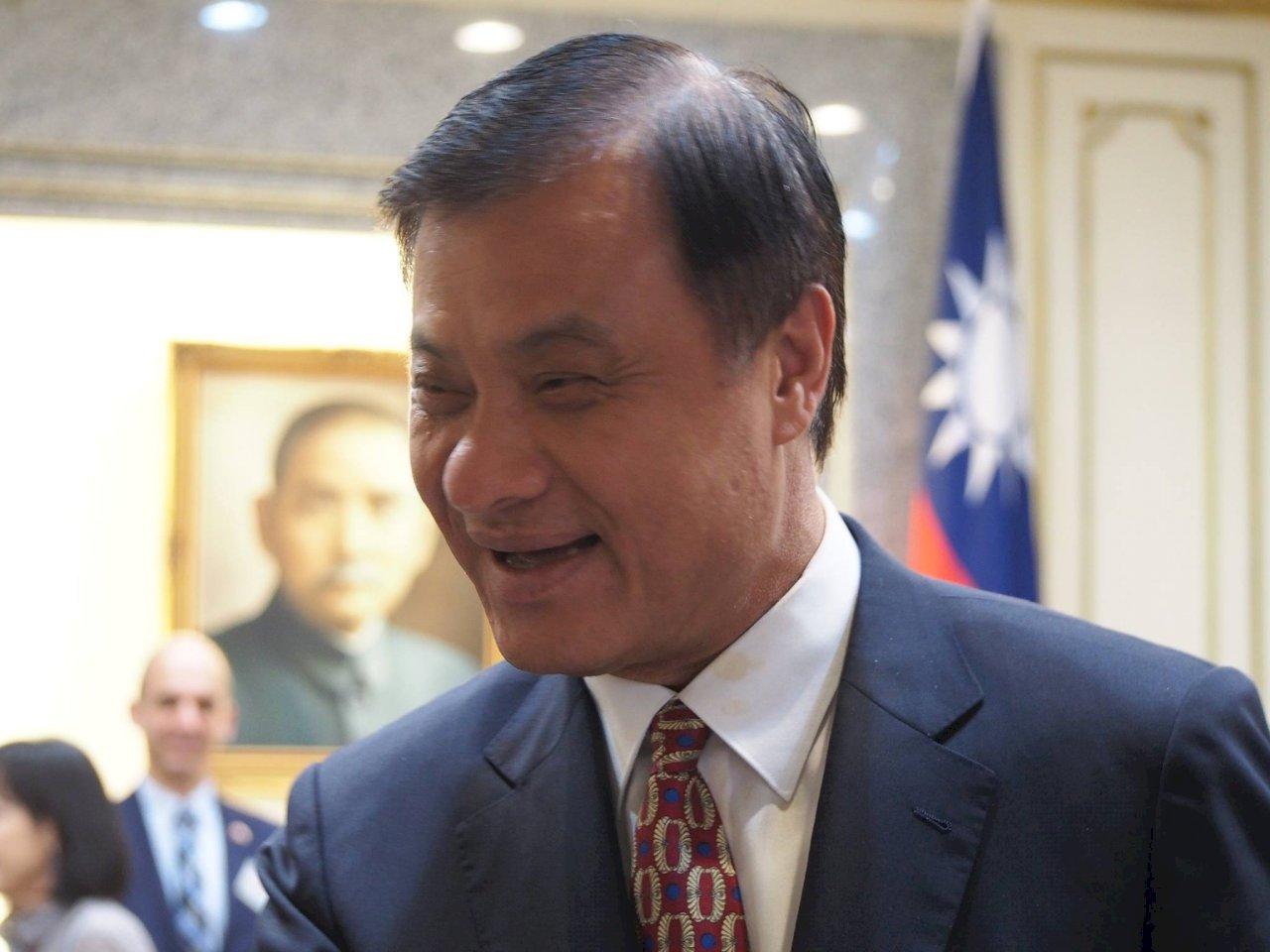 宋楚瑜再任APEC代表 蘇嘉全讚適合