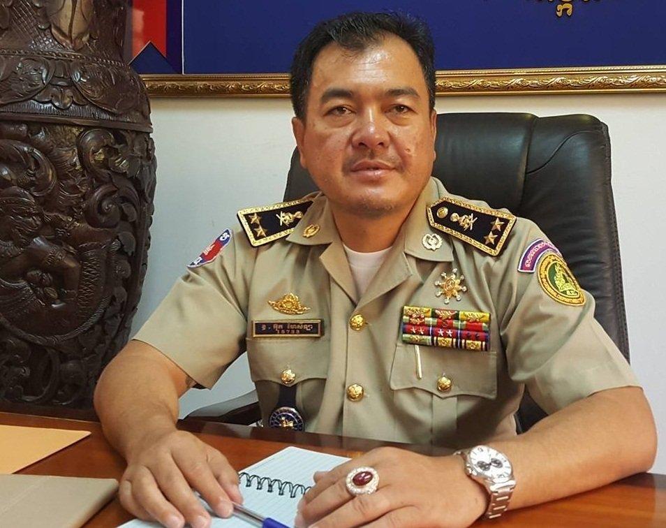 涉網路詐騙 柬埔寨遣返74名中國人
