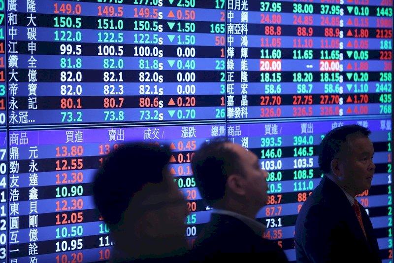 華為概念股激勵 台股大漲164點