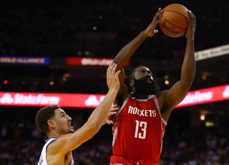 火箭擊潰勇士 NBA新球季首戰告捷