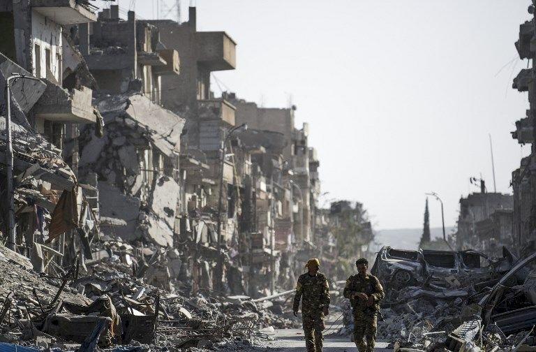 敘利亞人道需求增 聯合國籲國際捐助百億美元