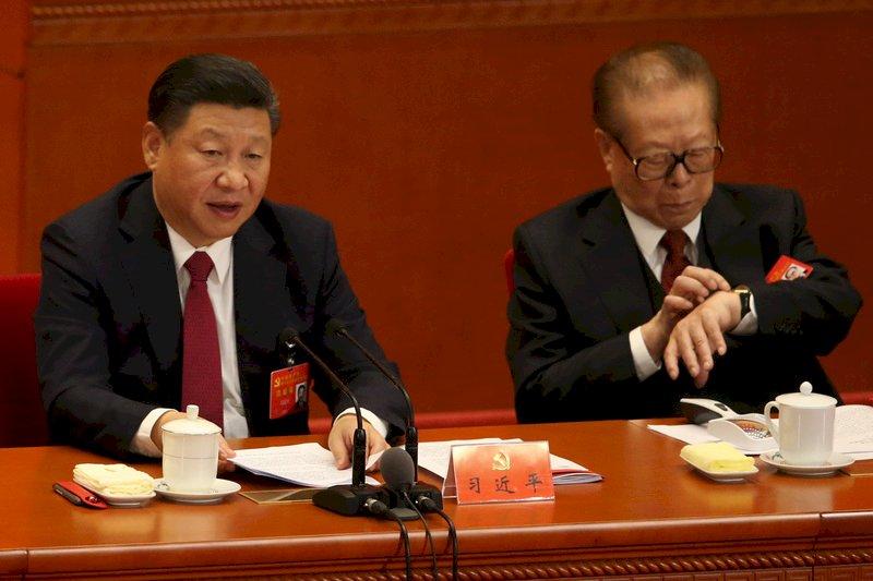 習思想入黨章 外媒評毛後中國最強領導人