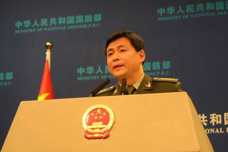 川普來訪前 中國國防部談中美軍事交流