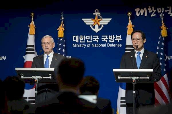 增戰略武器應對北韓挑釁 韓美達共識