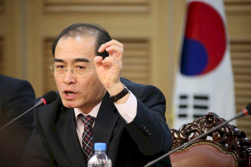脫北高官太永浩:北韓永遠不會放棄核武