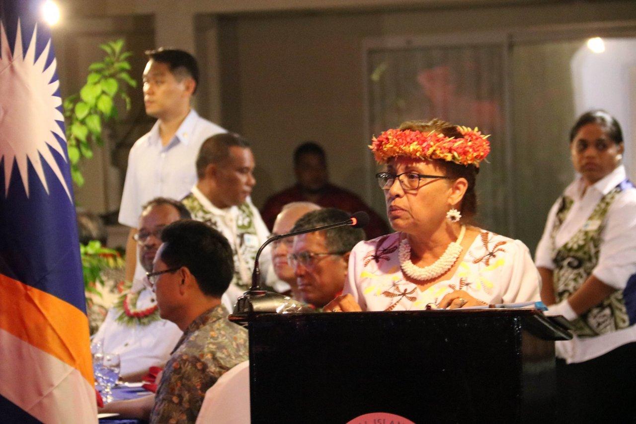 馬紹爾群島聲援挺台灣 強調中國擴張隱憂