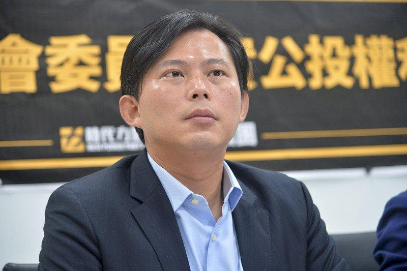 黃國昌罷免案電視說明會 12/6舉行