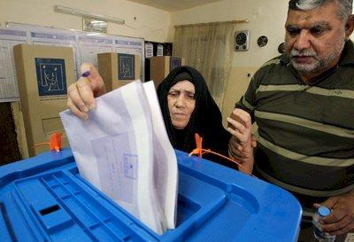 伊拉克國會通過 5/12舉行大選
