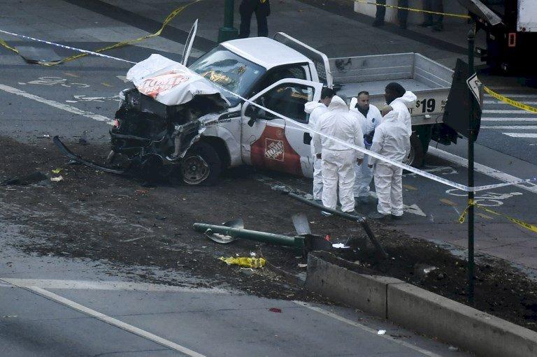 全球不平靜 近3年曾爆這些汽車衝撞攻擊