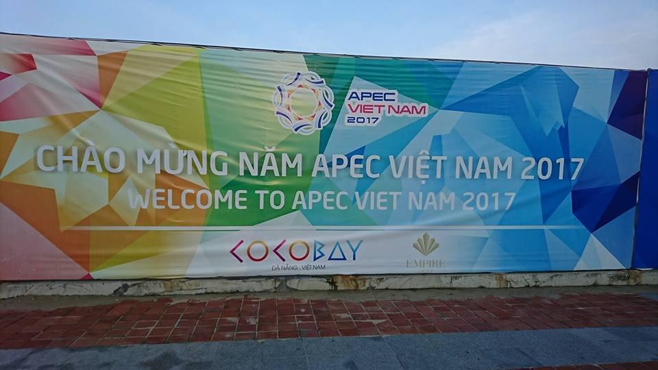 APEC期間恐豪雨釀災 峴港嚴陣以待