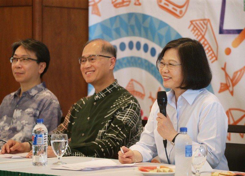 APEC領袖會議 總統盼兩岸自然互動